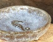 little sea horse bowl