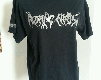 Rotting christ band t-shirt size medium