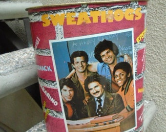 Welcome Back Kotter Trash Garbage Can