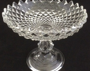 Glass Compote Dish