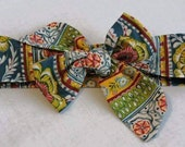 Boutique Bow Headwrap - M2M Sweethoney