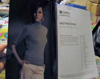 Gedifra Moments 0214 - Designer Knitted Patterns