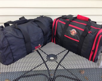 Two NASCAR Wintson Cup Travel Bags