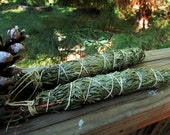 Cedar Bundle~ Ethically Wildcrafted, Wrapped with Hemp, California Cedar Smudge