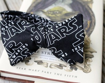 Star Wars The Force Awakens Bow Tie
