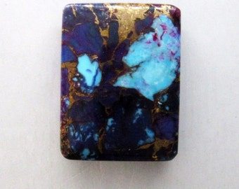 Mohave Turquoise Cabochon