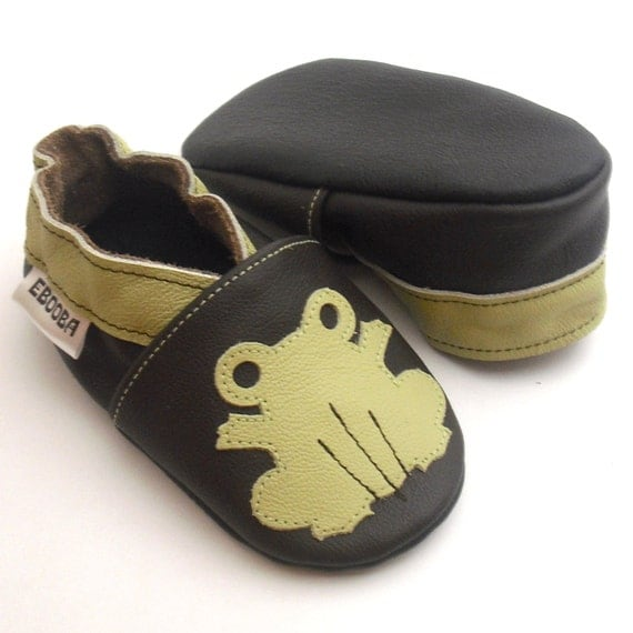 soft sole baby shoes leather infant children boy