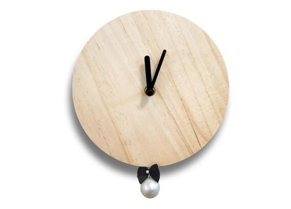 Faris by Hey Fishy,Premium Audrey designer wall clock