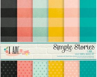 Simple Stories I AM Basic