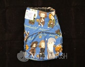 Epic Journey 2.0 One Size All In One, All In Two, or Pocket Cloth Diaper