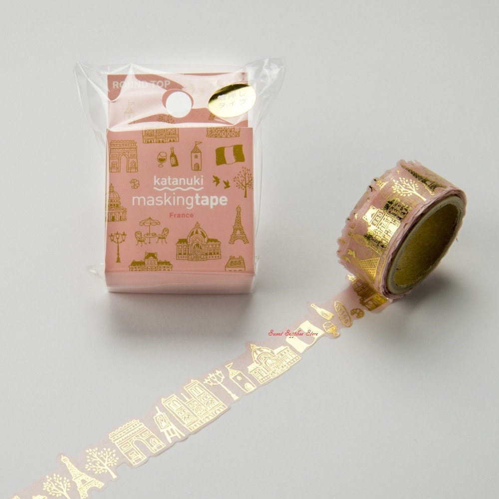 how to cut washi tape