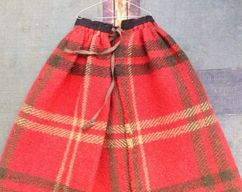 Super......Deal of the Day ....Sale Priced Rag Doll Petticoat early blanket wool