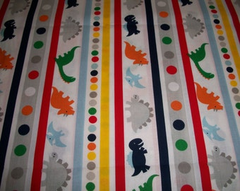 Bambi On White Cotton J Fitted By Sunshinebabyandquilt On Etsy