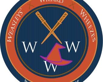 Weasleys Wizard Wheezes harry potter holiday