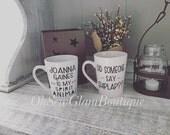 Sale!! JOANNA Gaines - Is my Spirit Animal - Did someone say- Ship Lap - Custom Design - Fixer Upper - Custom Coffee Mug - You Pick Design
