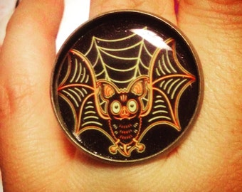beistle style bat ring
