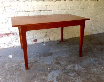 France and Sons Teak Coffee Table