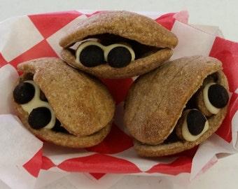 Canine Clams - Peanut Butter