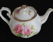 large Royal Albert American Beauty Tea Coffee Pot