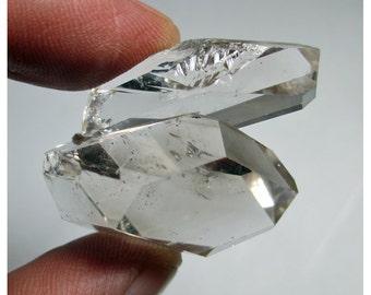 31.5 Gram Herkimer Diamond Crystal Cluster - ww718