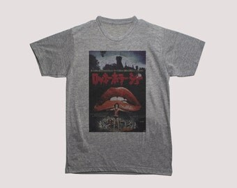 Vintage Style The Rocky Horror Picture Show  T-shirt