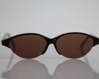 90s oval glasses Etsy