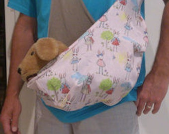 Pet  sling carrier , dog sling ,pet carrier ,sling carrier