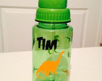 Personalized Kids Snack Water Bottle
