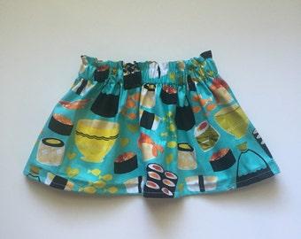 Sushi Skirt 12-18M