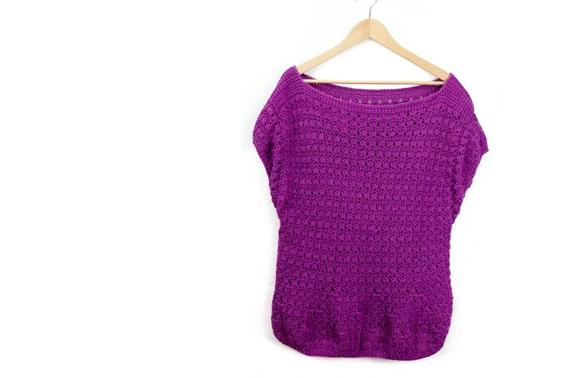 "CROCHET PATTERN - DIY - Woman's Crochet Top - ""The Choro Top"""