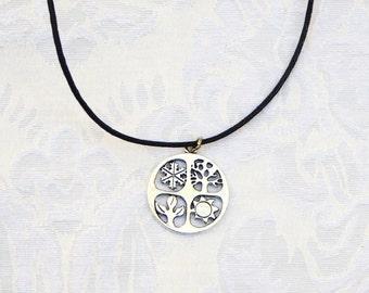 Four Seasons Necklace / Men's Jewelry / women's jewelry / jewelry / teen jewelry / women / men
