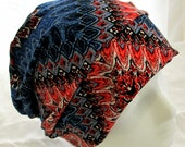 Cancer Hat, Hair Loss, Alopecia, Jersey Hat, Made to Order, BCD30002