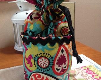 Sewing Caddy/Mug Bag