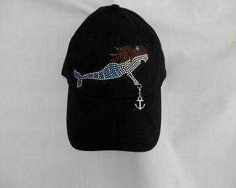 Mermaid Baseball Cap Etsy
