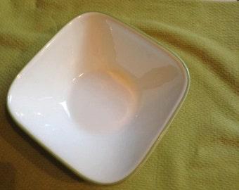corelle square bowls Corelle Kobe pattern 22 ounce bowl soup+cereal+salad