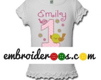 Sweet Tweet! Birthday Shirt or Onesie