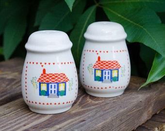Home Sweet Home S+P Shaker Set