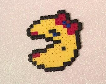 Mrs. Pacman Atari 8 bit Hama