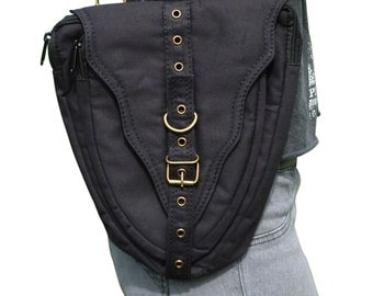 Multibelt: Festival Pocket Hip Money Belt Waist Bum Bag Backpack