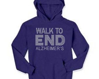 Rhinestone Walk to End Alzheimer's