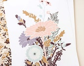 "Cultivate ""Flower Field"" Print"