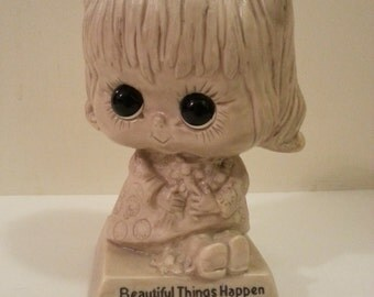 Beautiful Things Happen When You Love Somebody figurine - 1970