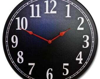 Jazzy Black Clock