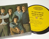 Dave Clark Five Coasters vinyl record coasters for drinks