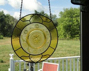 Sun Shine Bright stain glass