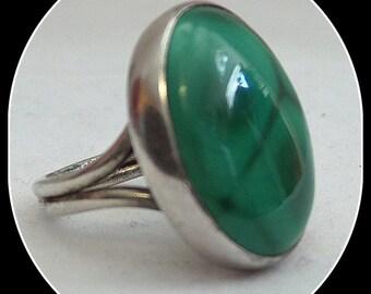 Navajo Turquoise Artist Ring