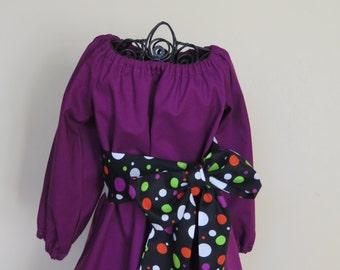 Halloween Girls Dress -on Sale