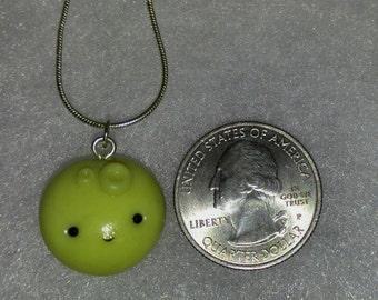 Kawaii Moon Necklace
