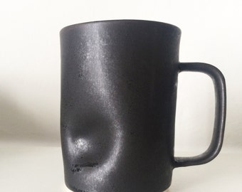tall thumbdent mug -made to order