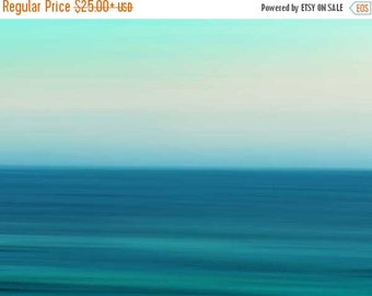 """ON SALE Beach Photography, Water Photography, Abstract Photography, Ocean Photography, Abstract Art, Fine Art Photography, """"The Endless Summ"""